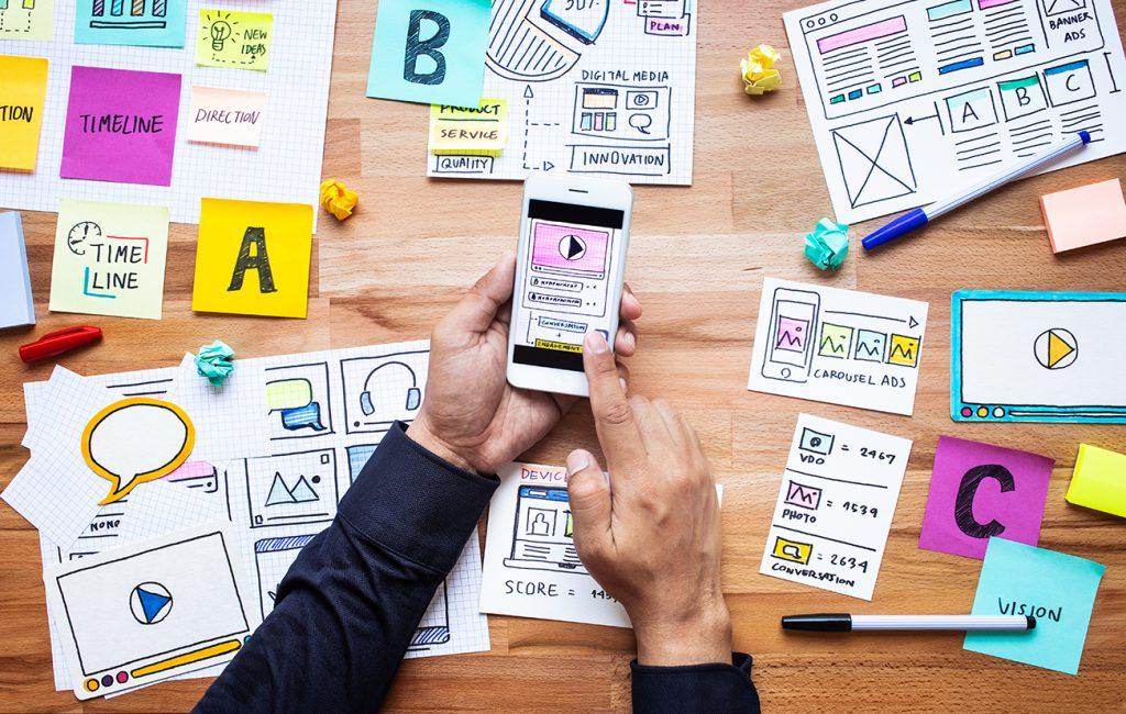 branding strategie newsletter erstellen